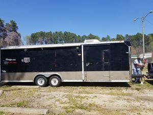Pace American 1995 28ft Car Trailer for Sale in Cary, NC