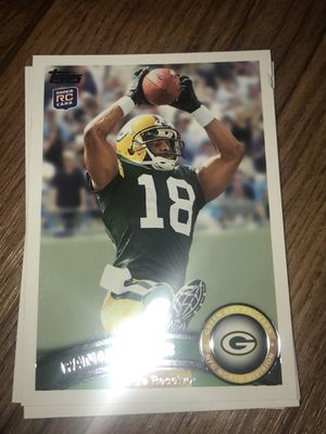 Football card Randal Cobb rookie card Green Bay Packers for Sale in Colorado Springs, CO