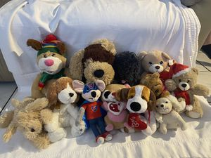 Stuffed animal bundle for Sale in Medley, FL