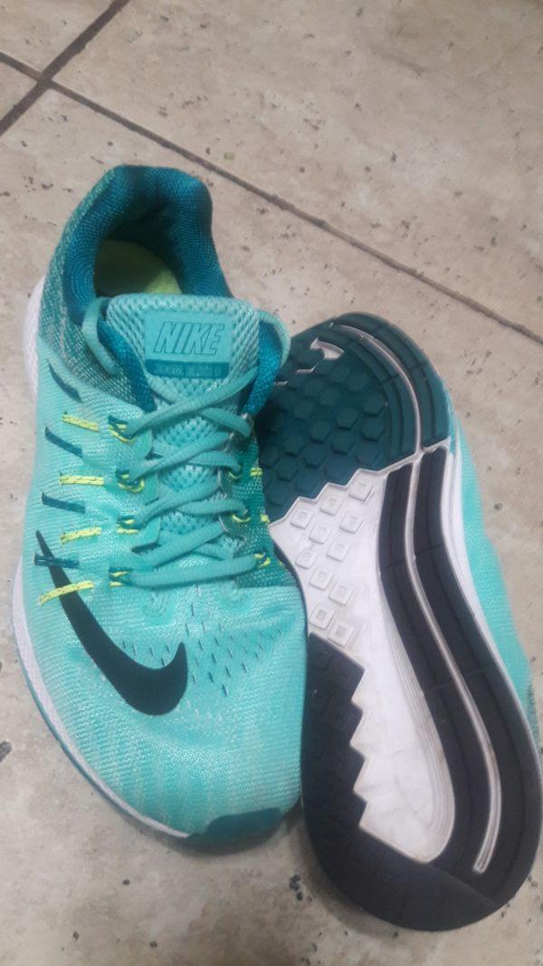 10.5 Nike Womens Air Zoom Elite 8 Run Running Shoes Sz 10.5