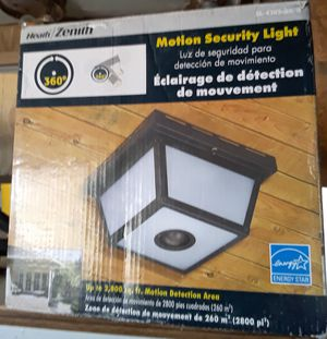 Motion security Light for Sale in Palo Alto, CA
