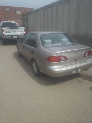 02 Toyota Corolla 10WR Run Good 150.000 A -1 for Sale in Washington, DC