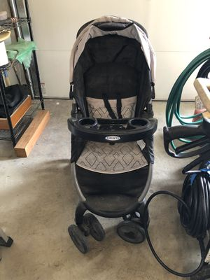 Stroller and Carseat with two Click Connects for Sale in Florissant, MO