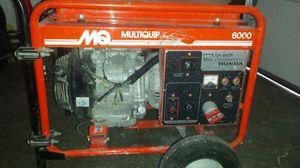 Generator 6000 watts for Sale in San Francisco, CA