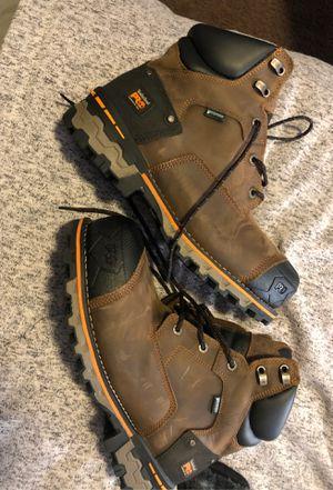 Timberland PRO Boondock 6 Inch Composite Toe Work Boot for Sale in San Bernardino, CA