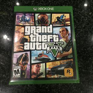 Xbox games /GTA/UFC/TEKKEN7 for Sale in Gainesville, VA