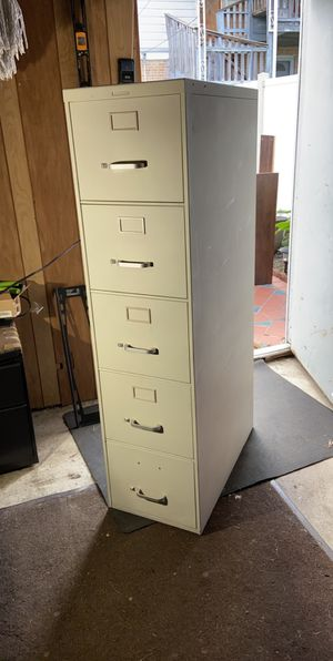 File cabinet for Sale in Melrose Park, IL