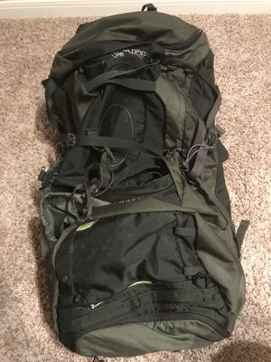 Osprey Aether AG 70 for Sale in Houston, TX