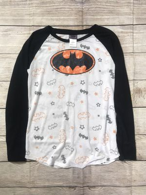 Girl's XL baseball Batman T-shirt tee for Sale in Clearwater, FL