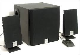 Creative Inspire SPEAKERS 2.1 Slim 2600 USED for Sale in New York, NY