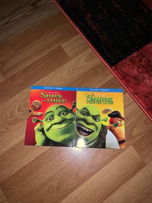 Shrek movies for Sale in Pico Rivera, CA