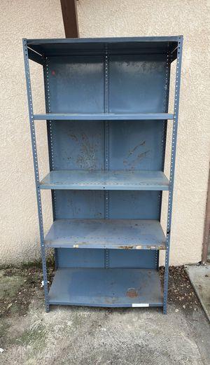 Metal shelves for Sale in Orangevale, CA