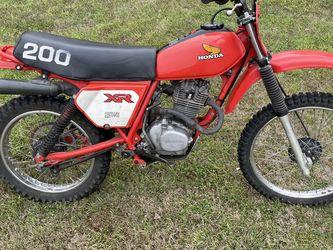 1982 XR200 for Sale in Westlake,  TX