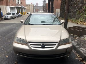 Honda Accord 2001 116kg $1400 gone by tomorrow for Sale in Pittsburgh, PA