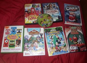 Kids dvds for Sale in Temecula, CA