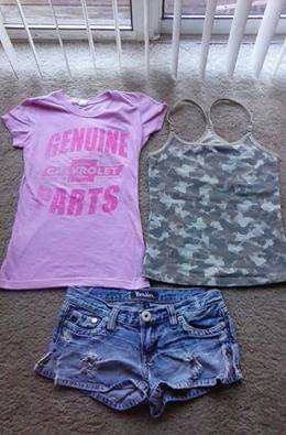 Women's clothes (JR.'s sizes) for Sale in Midland, PA