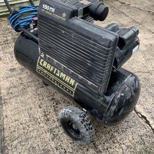 Compressor for Sale in Mountlake Terrace, WA