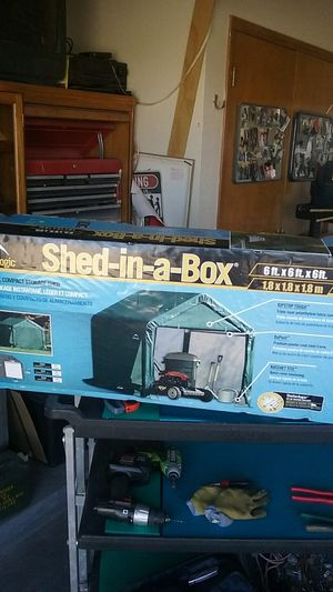 Shed in a BOX for Sale in Edgewood, NM