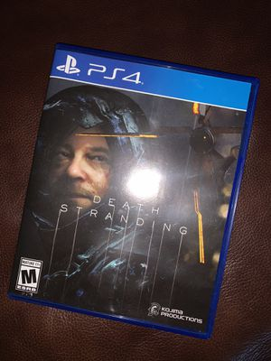 Death Stranding $30 firm or trade for Luigi's Mansion 3 for Sale in Los Angeles, CA