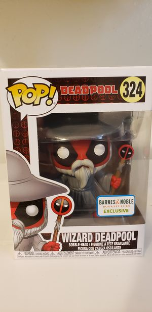 Wizard Deadpool Funko Pop! for Sale in Falls Church, VA