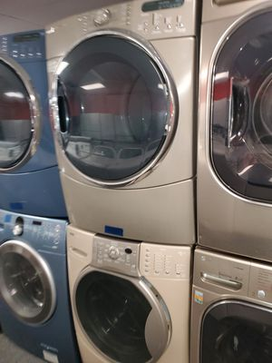 Kenmore electric front load set washer and dryer in great condition for Sale in Milford Mill, MD