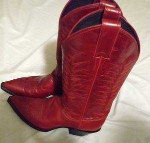 Justin Boots Size 8 1/2 for Sale in Tampa, FL