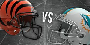 Dolphins vs Bengals for Sale in Miami Gardens, FL