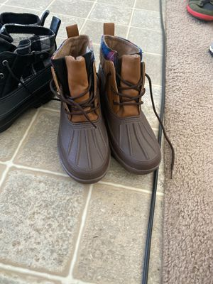 Duck boots 8 1/2 women's for Sale in Fort Leonard Wood, MO