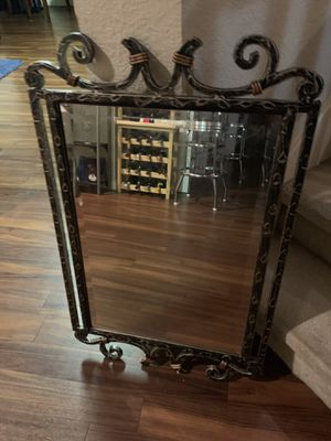 Vintage Wall Mirror for Sale in Round Rock, TX