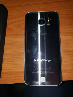 Samsung galaxy s7 edge with zerolemon battery pack for Sale in Columbus, OH