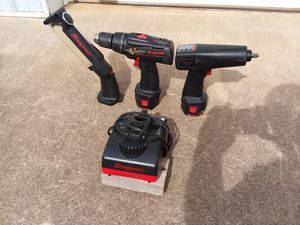 Snap On Impact Drill Light and Charger for Sale in China Grove, NC
