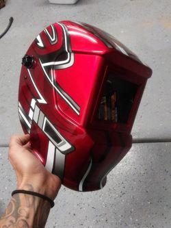 Chicago Electric Welding Helmet/ Missing Lens for Sale in El Cajon,  CA