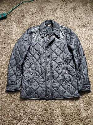 Burberry Lambskin Jacket Men L for Sale in Vista, CA