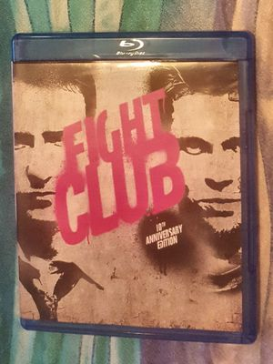 Fight Club Blu-Ray for Sale in Kent, WA