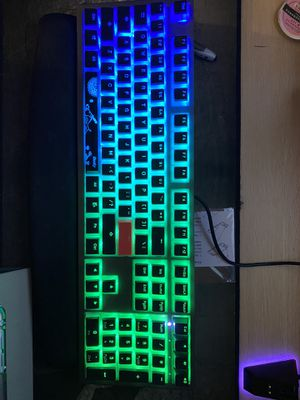 Ducky Shine 7 RGB gaming keyboard for Sale in Palatine, IL