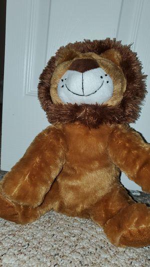 Lion Stuffed Animal for Sale in Plantation, FL