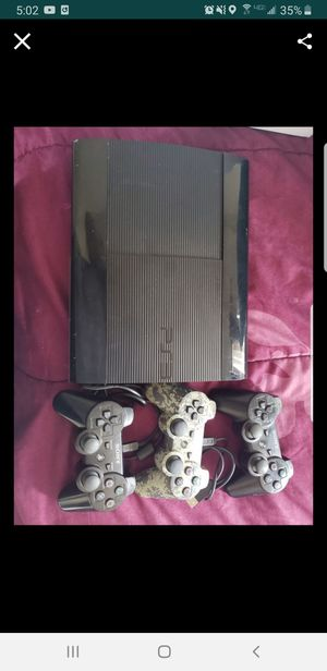 Ps3 playstation 3 for Sale in Chula Vista, CA