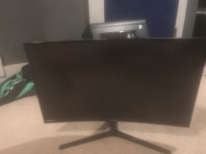 """Samsung 27"""" curved display for Sale in Canonsburg, PA"""