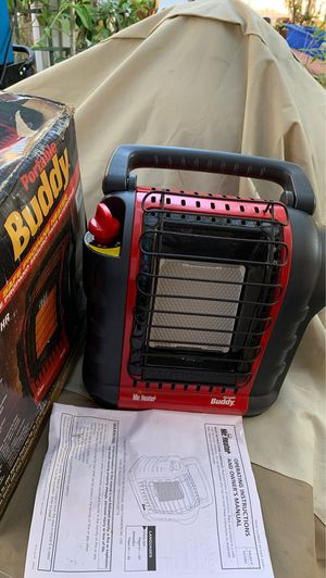 Mr Heater Portable Buddy Hester for Sale in Chula Vista, CA
