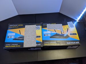 Netgear nighthawk ac1750 gaming wifi router for Sale in Las Vegas, NV