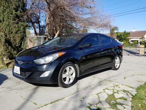 2012 Hyundai Elantra automatic for Sale in Rialto, CA