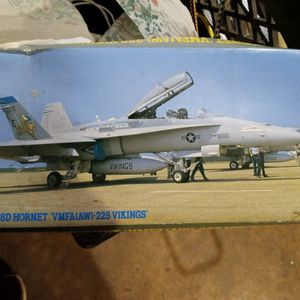 Model Airplane Fighter Jet USMC for Sale in Anaheim, CA