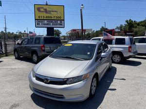 2012 Honda Civic for Sale in Tampa, FL