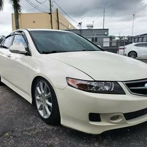 2007 ACURA TSX SPORT HONDA for Sale in Hollywood, FL