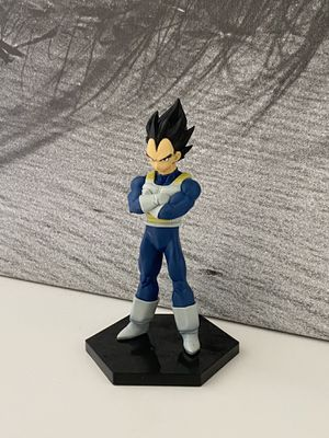 Vegeta Serious Pose Figure Collectible Crossarms Model DBZ DBS for Sale in Miami Beach, FL