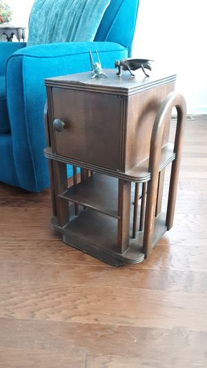 Antique Smoking stand / humidor 1940's for Sale in Stafford Township, NJ