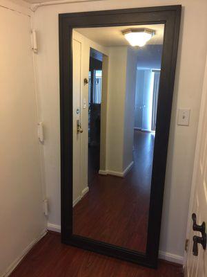 7 Foot huge black mirror! for Sale in Hyattsville, MD