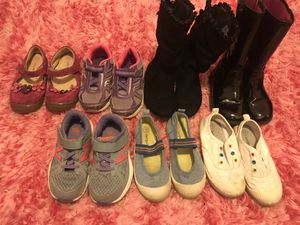 Girls shoes size 10 & 11 for Sale in Gig Harbor, WA