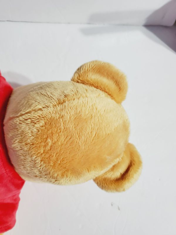 Disney Store Authentic Winnie The Pooh Plush Teddy Bear 17'' Collectible Stuffed