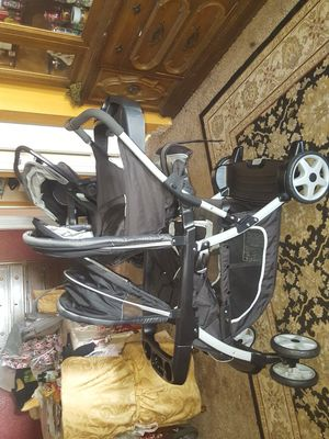 graco double stroller for Sale in Oakland, CA